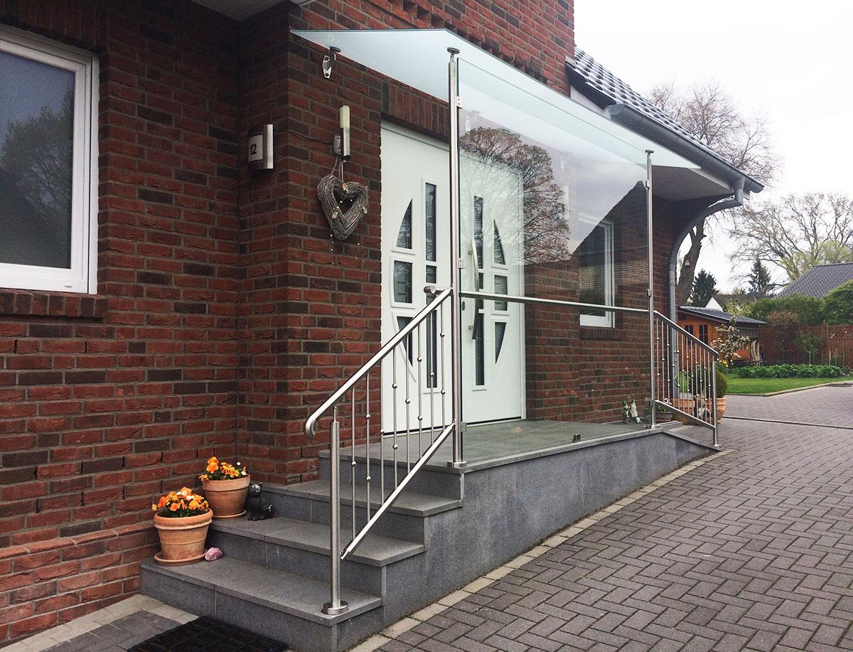 Metalltechnik Kuhn Hamburg Hausservice - Referenzen